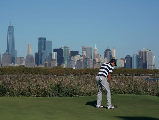 PGA: The Presidents Cup-Day One