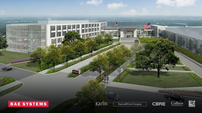 Aerospace and defense technology giant BAE Systems is planning a major expansion in Austin with a new $150 million campus that will accomodate more than 1,400 employees.
