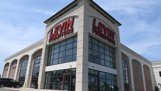 Levin Furniture in Jackson Township has reopened.  Robert Levin had sold the namesake company in 2017 and retired, but reacquired the assets through a court-ordered restructuring.