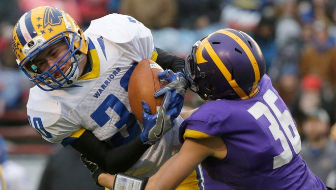 Reshaping the conference landscape for football is one of the items the WIAA has been discussing lately.
