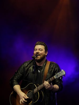 """Country singer Chris Young brought his """"Losing Sleep"""" World Tour to a sold-out crowd of 7,524 at the Resch Center on Thursday night."""