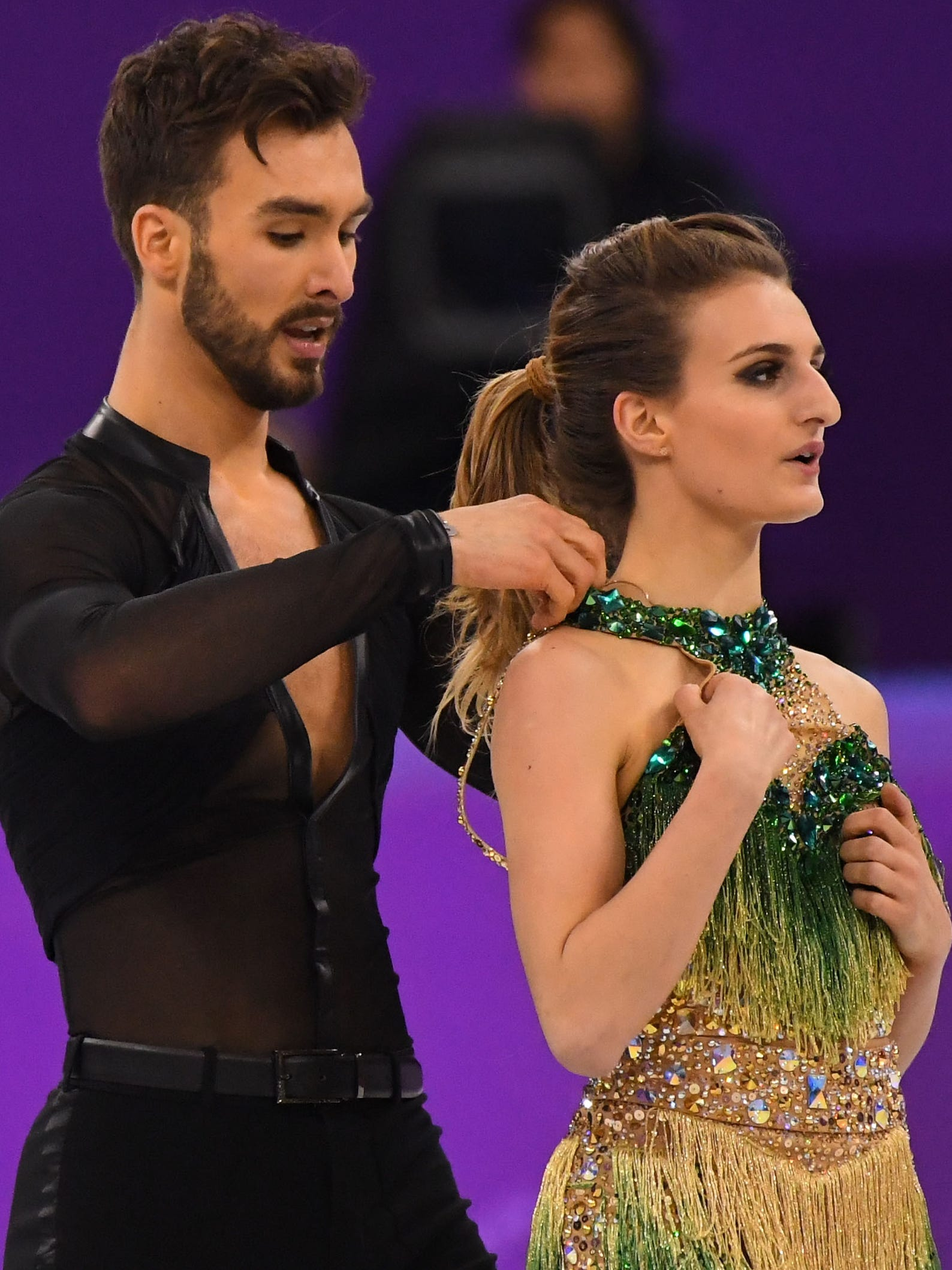 Figure Skating Designers Exposed By Olympics Wardrobe