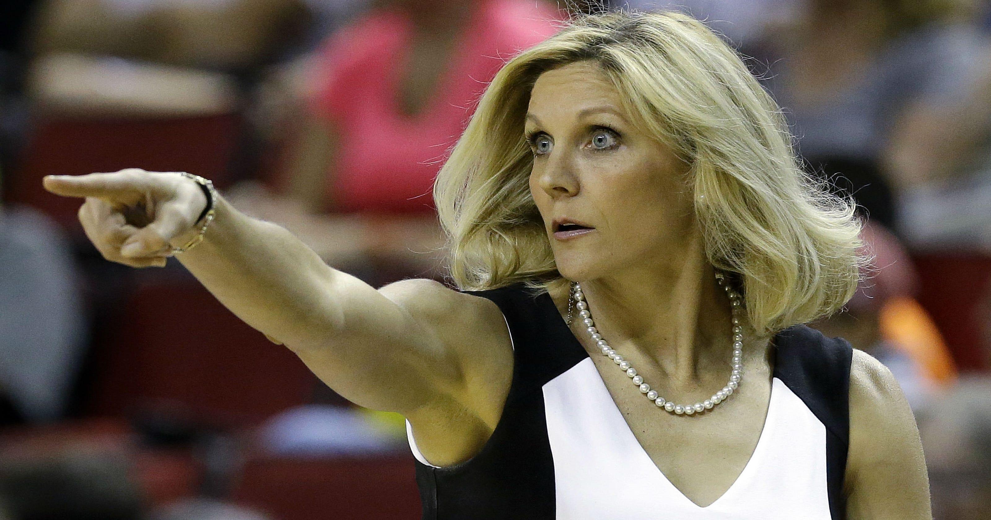 Nashville native Jenny Boucek is only third NBA female