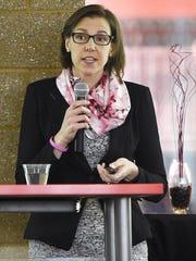 Dr. Julie Ostrander, University of Minnesota cancer