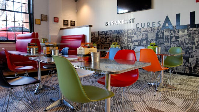 Take a look inside Hang Over Easy, the new breakfast restaurant on Short Vine in Corryville.