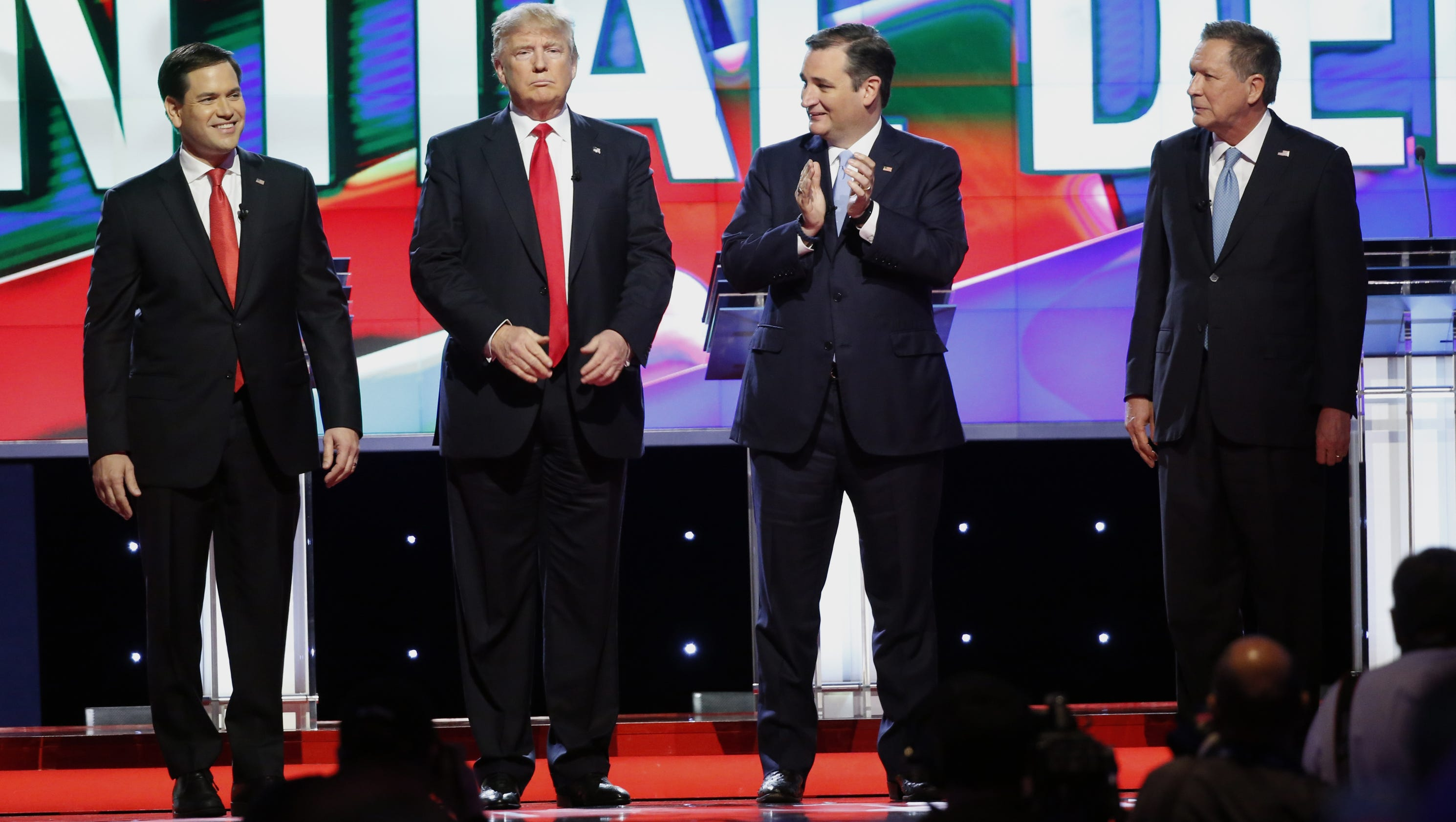 12th Republican debate: Highlights from Miami
