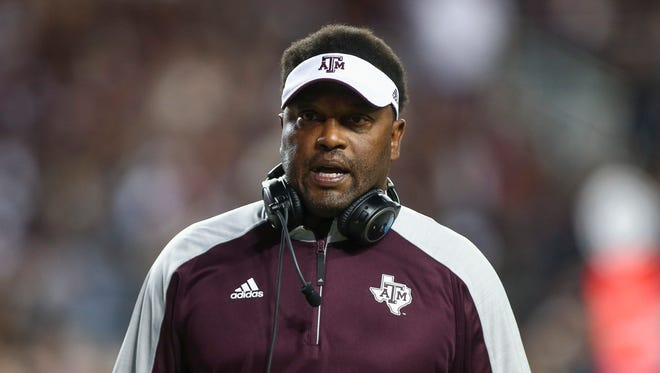 A member of the Texas A&M Board of Regents has already said that Aggies coach Kevin Sumlin needs to go.