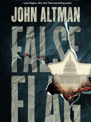 John Altman's newest espionage thriller, 'False Flag,""