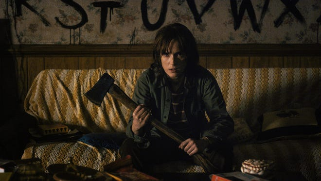 Winona Ryder takes on her first TV role with Netflix's 'Stranger Things,' which debuts July 15.