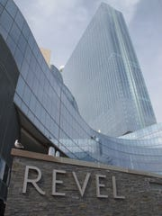 The former Revel Casino is seen in this file photo.