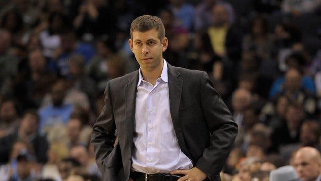 Boston Celtics head coach Brad Stevens says he has no intention of taking Tom Crean's IU job.