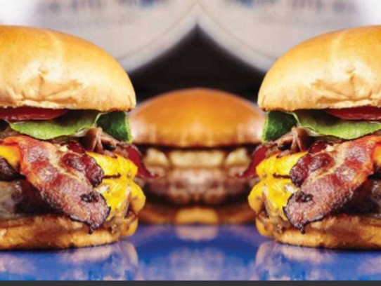 Sixteen selections of gourmet burgers would be offered