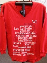 For Her: Lake Country jerseys