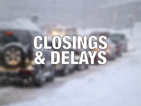 STOCKIMAGE: Closings and delays