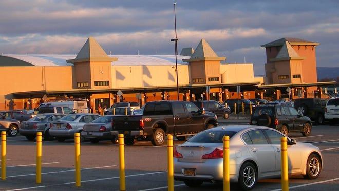 Stewart International Airport.