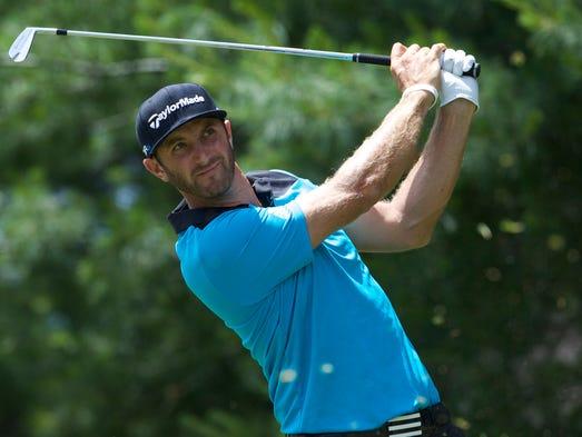 Golfer Dustin Johnson Taking Leave Of Absence