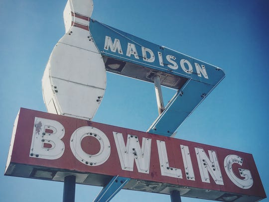 Frank May paid $2 million for the vacant Madison Bowling building.