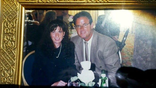 Victims identified: John Joseph Stevens III, 59; and Michelle Karen Mishcon, 53.