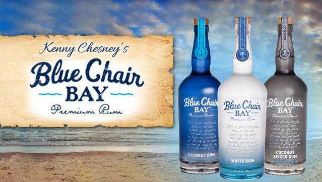 Blue Chair Bay rum.