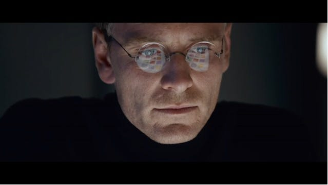 Danny Boyle's upcoming Steve Jobs biopic could be Michael Fassbender's chance at an Academy Award.