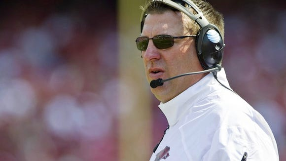 At the 2016 Southeastern Conference spring meetings in Sandestin, Fla., Arkansas coach Bret Bielema suggested a SEC-Big 10 challenge event.