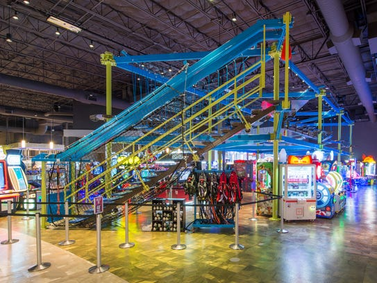 Texas-based Main Event Entertainment plans to open