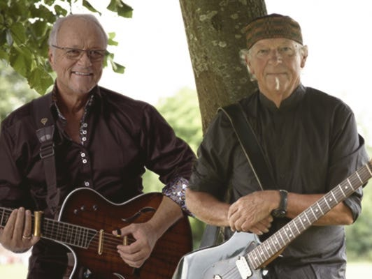 Music Legends Jesse Colin Young & Jethro Tull's Martin Barre Co-Headlining. 50% OFF Tickets! Purchase 9/8-9/21