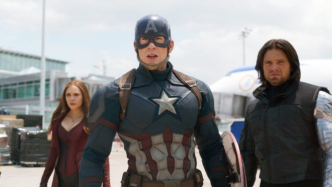 """""""Captain America: Civil War"""" lands in theaters just in time for Free Comic Book Day."""