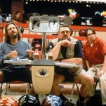 "Jeff Bridges, from left, John Goodman and Steve Buscemi appear in a scene from the motion picture ""The Big Lebowski."""