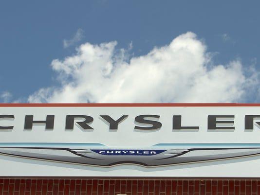 #filephoto Chrysler
