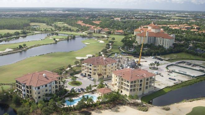 WCI's communities in Southwest Florida include Tiburon in Naples