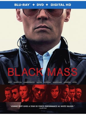 'Black Mass,' starring Johnny Depp as James 'Whitey' Bulger takes its sweet time but once it grabs you, it won't let go.