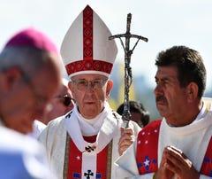 Papa respeta posturas de obispos contra política migratoria de EEUU
