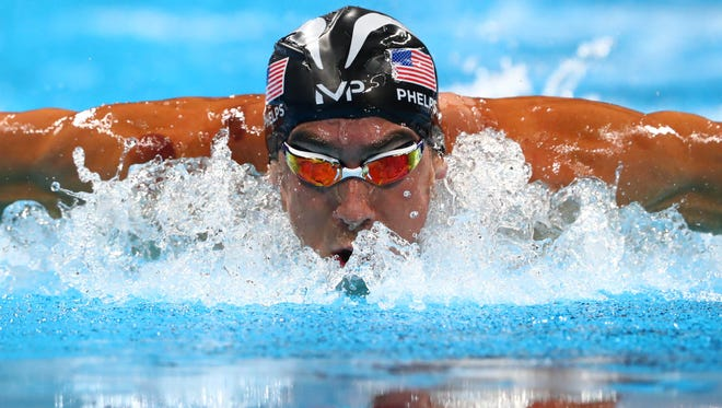 Michael Phelps will swim for yet another medal in the 200 IM at the Rio Olympics on Thursday.