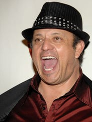Comedian Paul Rodriguez performs at 8 p.m. and 10 p.m.