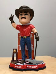 PAYDIRT PETE BOBBLEHEAD 2