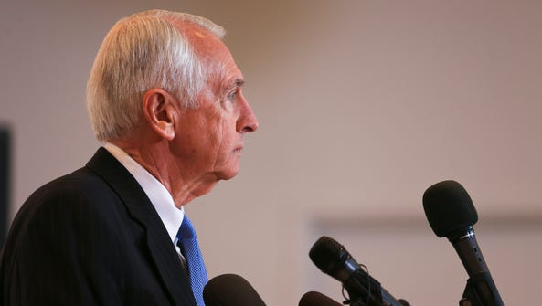 Former Kentucky Gov. Steve Beshear talks about saving