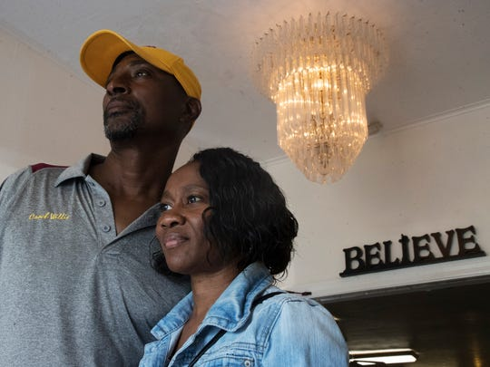 Fort Myers residents, Tambitha and Willie Banks say they were denied refinancing on their home because they live across the street from a toxic sludge dump site.