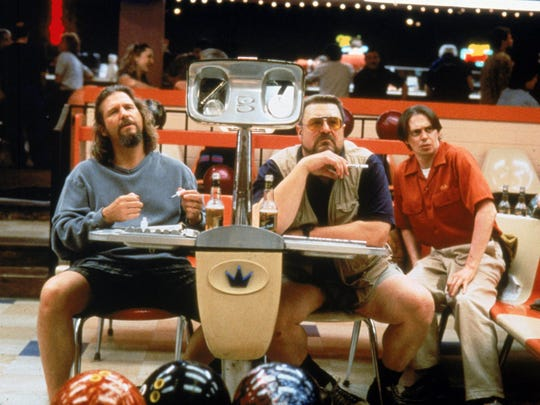"""Enlightened Theatrics' More-Than-A-Movie-Series! Fan Flicks presents """"The Big Lebowski"""" 2 p.m. March 26 at Salem's Historic Grand Theatre. Cost: $14 includes cocktail or $7 for screening only."""