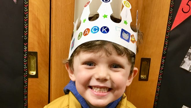 Jack is 5 – This young man hosted 20 classmates from St John's in Newburgh at CMOE to ring in the big FIVE! His parents, Lisa Schaefer, and Steve and Ashley Schaefer, took care of the planning part and Jack took care of the fun part!  Happy birthday Jack!
