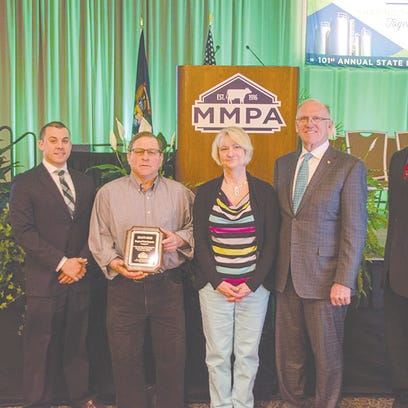 Koppenol Dairy Farm was honored by MMPA at the 101st