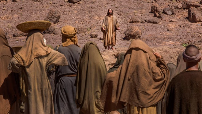 First look: 'Killing Jesus' coming on National Geographic Channel in 2015.
