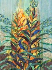 "Judith Nable's ""Exploding Upward"" at Venvi"