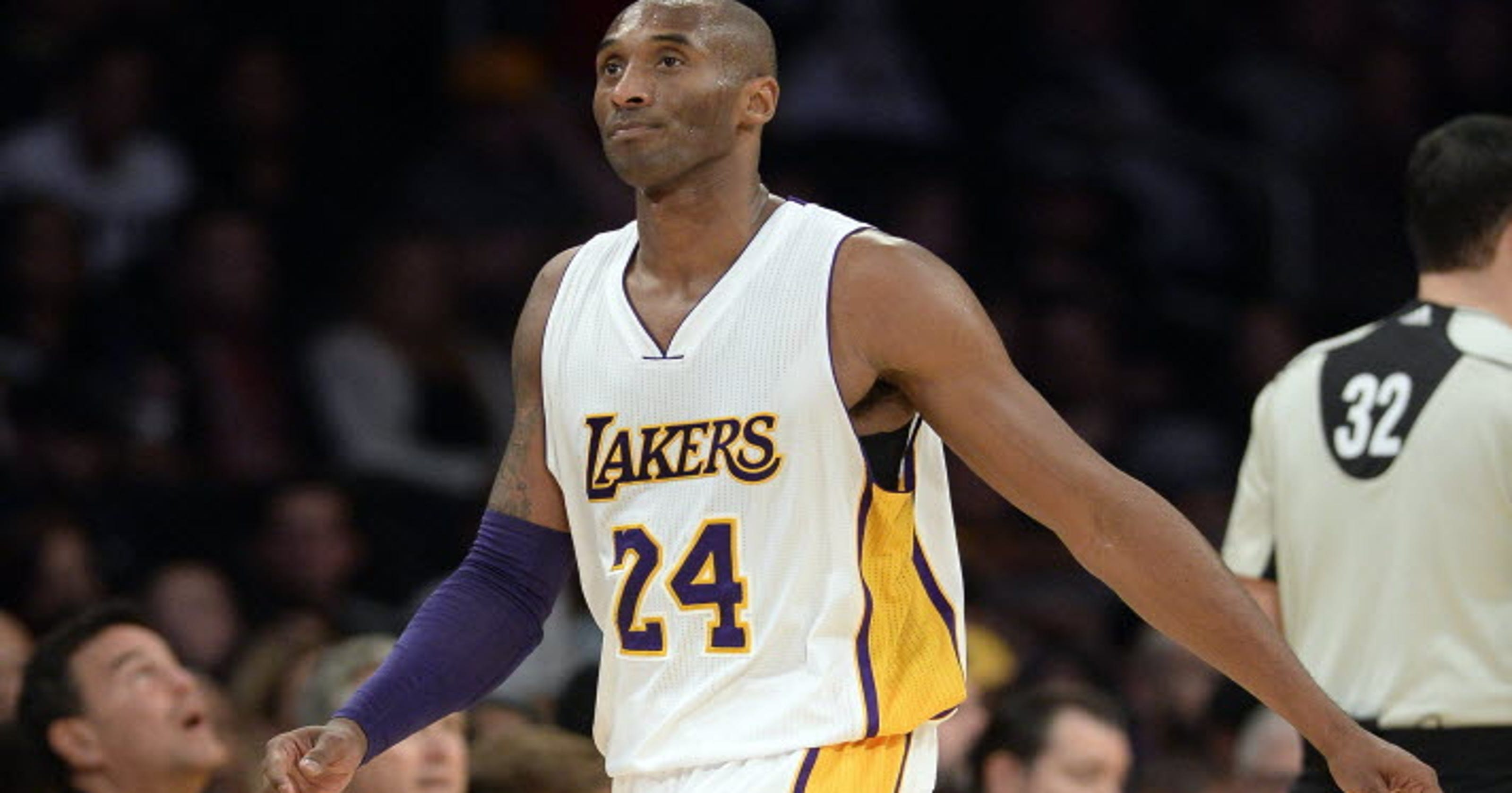 905e25ba3d65 Kobe Bryant retirement announcement causes ticket prices to soar