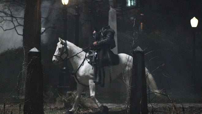 'Sleepy Hollow' rode away with the highest numbers of any early premiere with 10.1 million viewers.