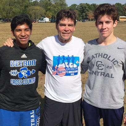 CC cross country coach Tony Magni stands test of time