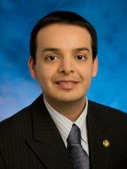 Alejandro Montiel, portavoz de la Ciudad de Phoenix.