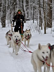 Located in Bayfield, Wolfsong Adventures in Mushing