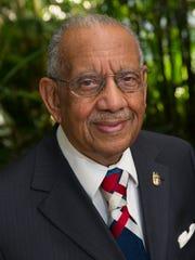 Dr. Chester C. Pryor II, a retired University of Cincinnati