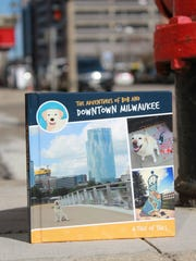 """The adventures of Bob and downtown Milwaukee"" takes readers through popular downtown landmarks."
